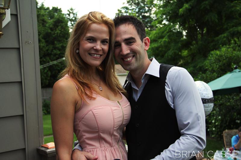 David and Madeline